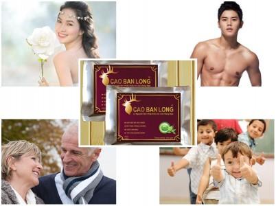 Cao ban long đem lại niềm vui sức khỏe cho nhiều đối tượng