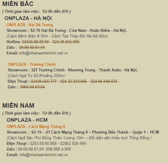 Cao ban long tại Hà Nội